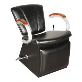 Collins 9751 Vanelle Lever-Control Shampoo with Kick Out Leg Rest