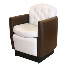Collins 2565 Ashton Club Pedicure Chair w/ Footsie Bath