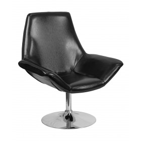 Sabrina Leather Reception Chair