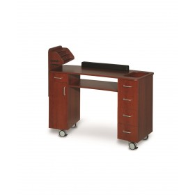 Belvedere CR102TF Curve Manicure Table