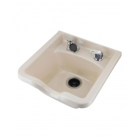 Marble Products #10 Fiberglass Shampoo Bowl