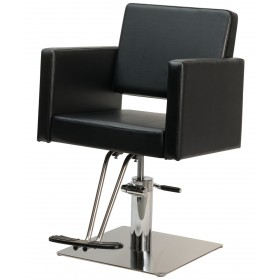 Aria Styling Chair on Square Base