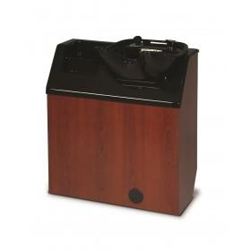 Belvedere S54MTF Siesta Backwash Cabinet