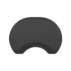 "2.5' X 3.5' Circular Smart Step Elite Salon Mat 3/4"""