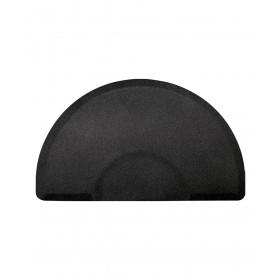 "3' X 5' Circular Smart Step Granite Metallic Salon Mat 3/4"""