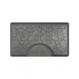 "3' X 5' Rectangular Smart Step Bella Decorative Salon Mat 3/4"""