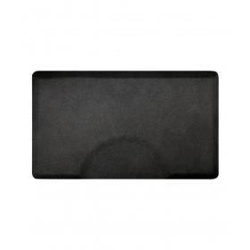 "3' X 5' Rectangular Smart Step Granite Metallic Salon Mat 3/4"""