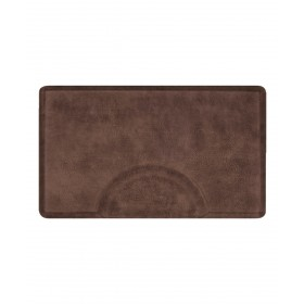 3' X 5' Rectangular Smart Step Vintage Leather Salon Mat 3/4""