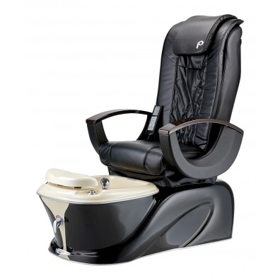 Pibbs PS60 Siena Pipeless Pedicure Spa With Shiatsu Massage
