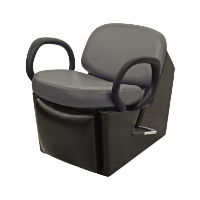 Collins QSE 16ES Kiva 59 Electric Shampoo Chair w/ Leg Rest
