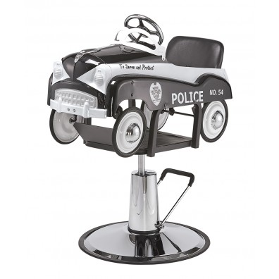 Pibbs 1807 Police Car Kid's Styling Chair