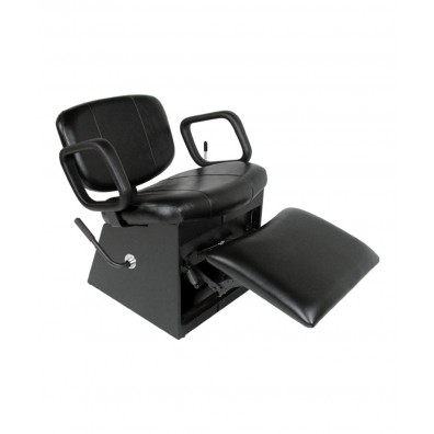 Collins 3750L Cody Shampoo Chair w/ Kick Out Legrest