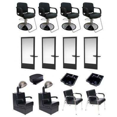 4 Operator Allegro Basic Salon Package