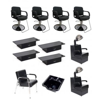 4 Operator Basic Salon Package