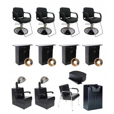 4 Operator Silver Salon Package