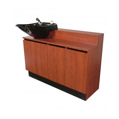 Collins QSE 473-48 Reve Sidewash Shampoo Station w/ Bowl
