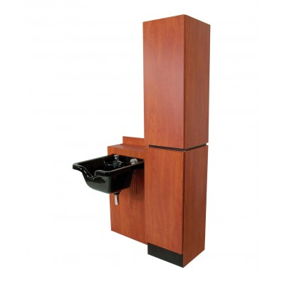 Collins QSE 474-42 Reve Tower Sidewash Shampoo Station