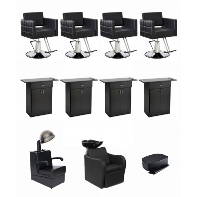 4 Operator Icon & Miami Salon Package