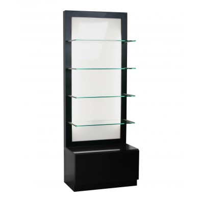Collins 6650 Zada Backlit Retail Display w/ LED Lights
