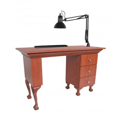 Collins 886-48 Bradford Nail Table w/ Queen Anne Legs