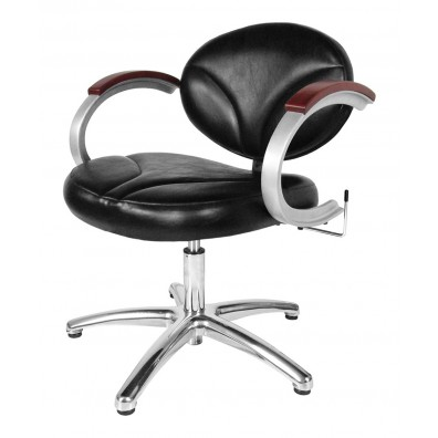 Collins 9130L Silhouette Lever-Control Shampoo Chair