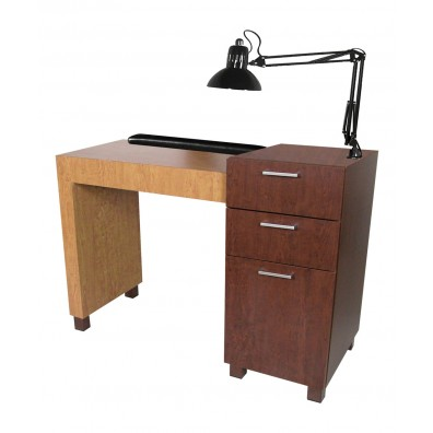 Manicure Tables: Modern Salon Nail Tables, Desks & Stations