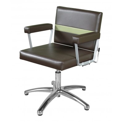 Collins 9830L Taress Lever-Control Shampoo Chair
