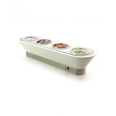 Amber Products Four Bay Lotion Warmer