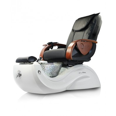 J&A Cleo GX Pedicure Spa w/ Glass Bowl
