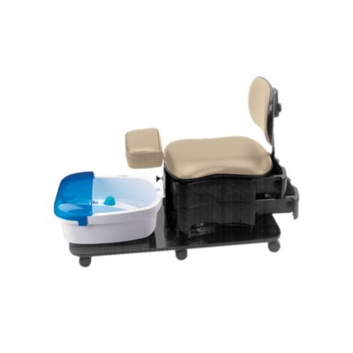 Pibbs 2035 Pedicure Doggie with Leg Rest