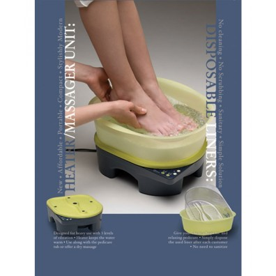 Belava Pedicure Footbath