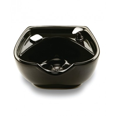 Salon shampoo bowls sinks pedestal porcelain bowls for Shampoo bowls