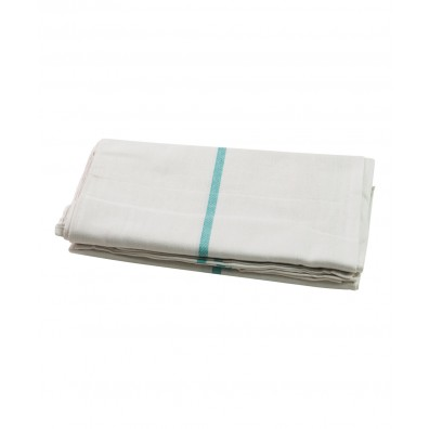 12 Pack White Barber Towels from Buy-Rite Beauty