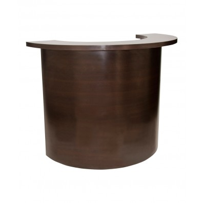Circular Reception Desk