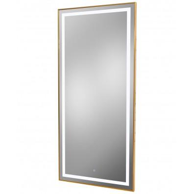 Pibbs 9220 Lumina Gold LED Salon Mirror