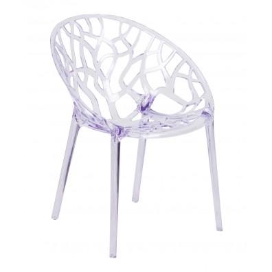 Specter Transparent Reception Chair