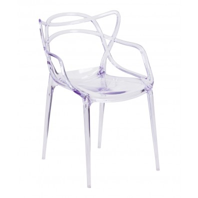 Nesting Transparent Reception Chair