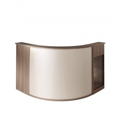 Salon Ambience RD186 Form Italian Reception Desk