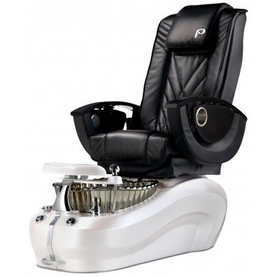 Pibbs PX20 NexGen Pipeless Pedicure Spa w/ Glass Bowl