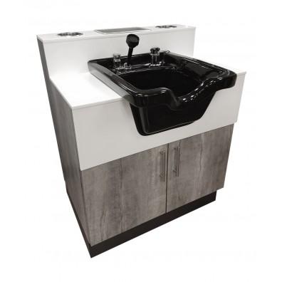 Collins 6811-32 LaCarte Anchor Cabinet w/ Shampoo Bowl