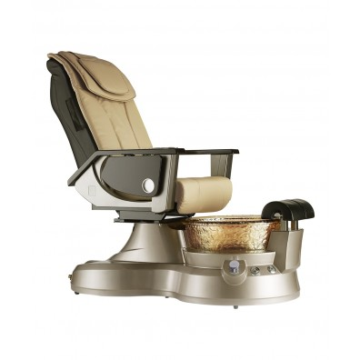 J&A Lenox LX Pedicure Spa w/ Glass Bowl
