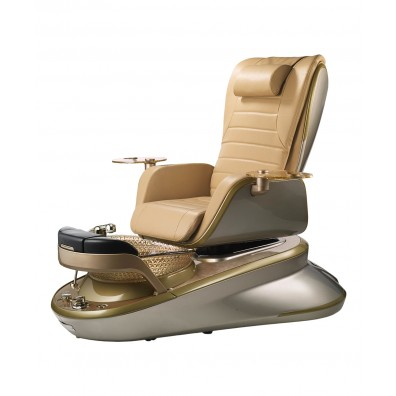 J&A Lenox M Pedicure Spa w/ Glass Bowl