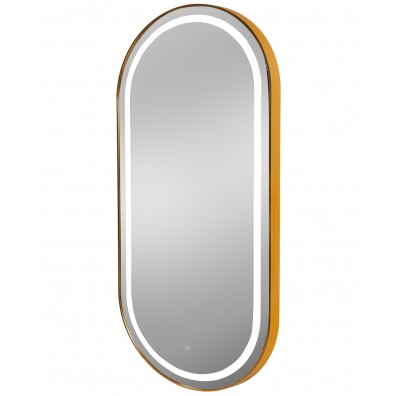 Pibbs 9990 Aurora Gold LED Salon Mirror