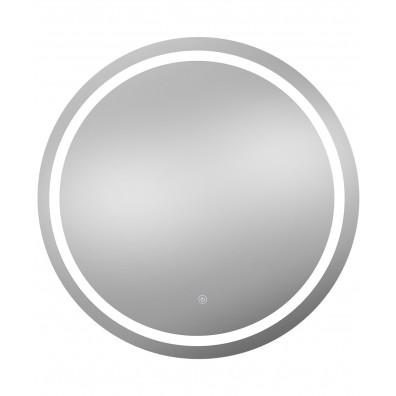 """Pibbs 9770 Sola 36"""" Round LED Salon Mirror"""
