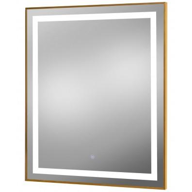 Pibbs 9550 Nova Gold LED Salon Mirror