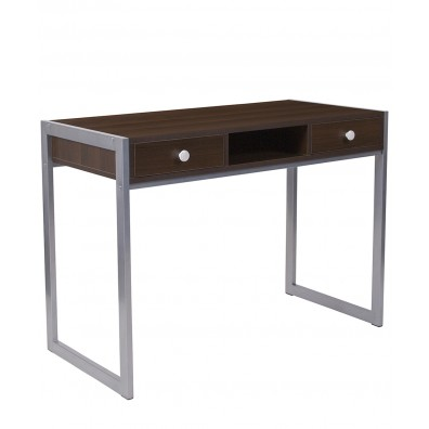 Flatiron Manicure Table w/ Metal Frame