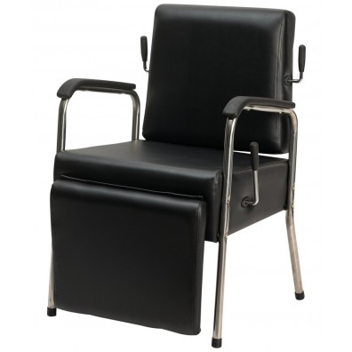 Jamie Shampoo Chair with Leg Rest