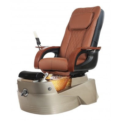 J&A Petra GX Pedicure Spa w/ Glass Bowl