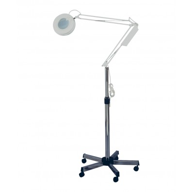 Pibbs 2010 Magnifying Lamp on Casters