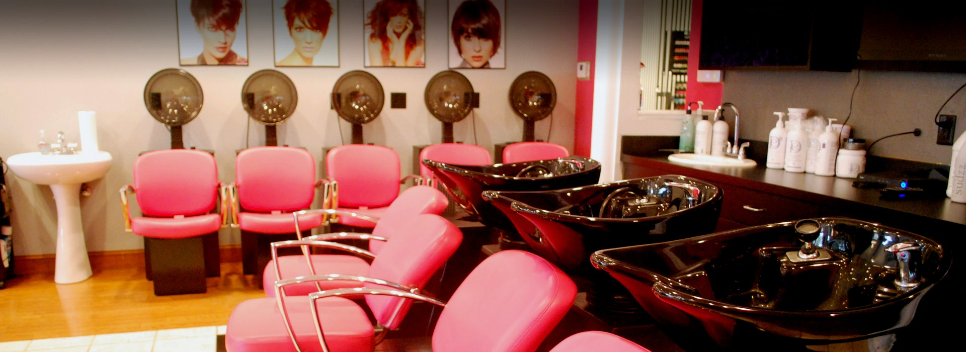Salon Equipment Ideas & Interior Design Portfolio: Buy-Rite Beauty